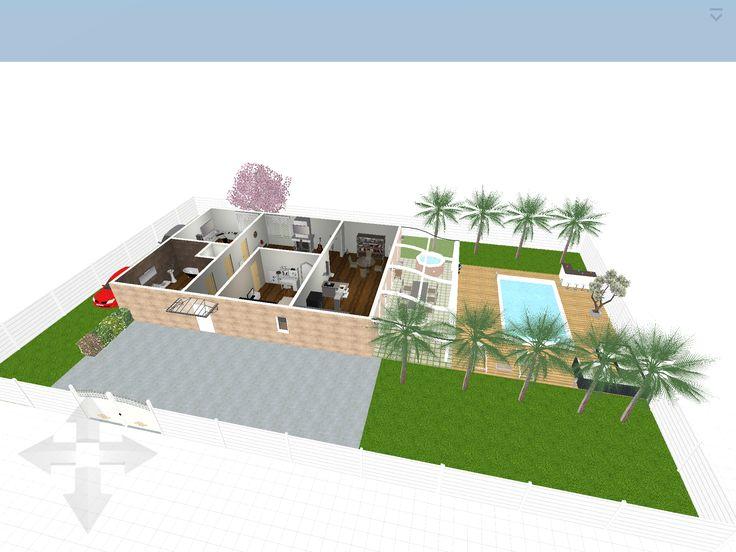 plan 3d logiciel home design 3d gold - Home Design 3d Gold