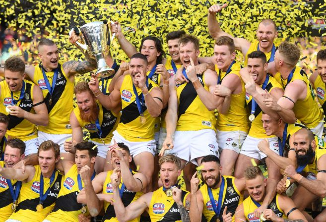 Destruction Tour: How the Tigers eviscerated the rest of the AFL and everything we thought we knew   The Roar