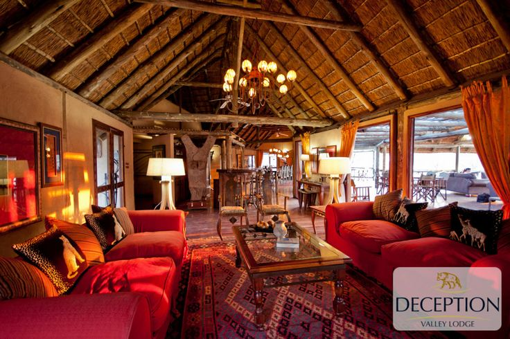 Deception Valley Lodge - http://www.dvl.co.za/