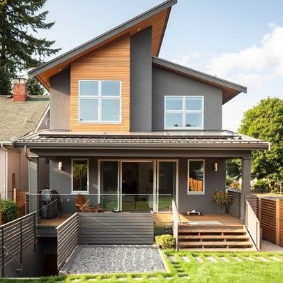 Awesome Magnusson Residence   Contemporary   Exterior   Vancouver   Architrix  Design Studio Inc. Thatu0027s A Sexy House.