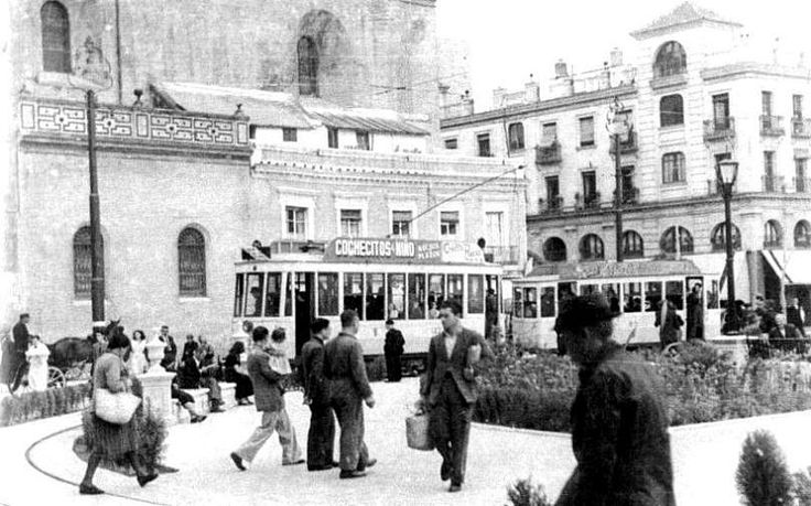 Fotos de la Sevilla del ayer - Página 6
