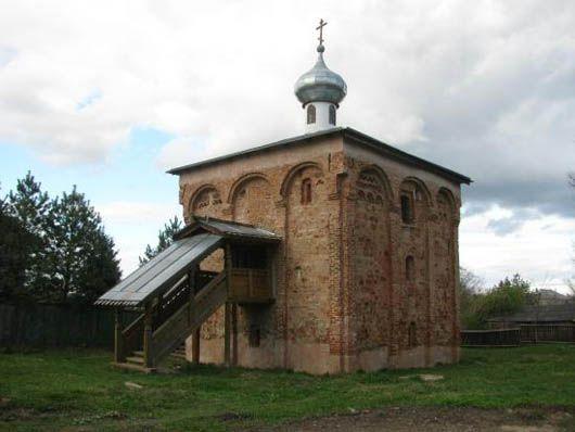 Церковь Святого великомученика Мины
