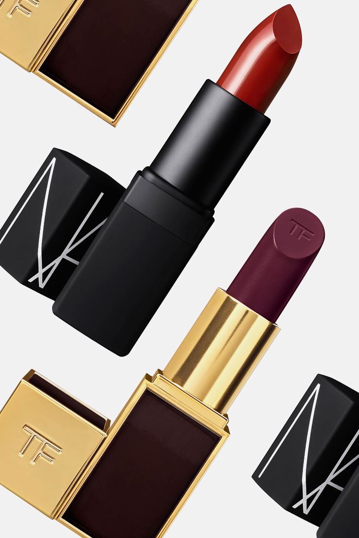 The coolest lipstick shades for fall