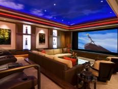 Planning a Home Theater | Home Remodeling - Ideas for Basements, Home Theaters…