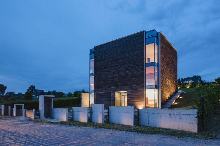 Функциональный минимализм дома под Минском — HQROOM