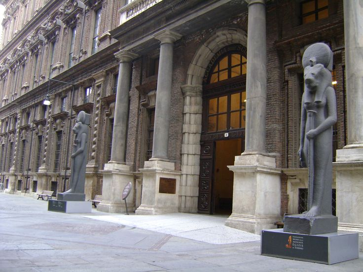 Outside of Cairo Egypt, the Museo de Egizie is the only museum dedicated solely to Egyptian art. It is amazing. http://ourtravelingblog.com/2015/11/04/museo-de-egizie-a-must-see-in-turin-italy/