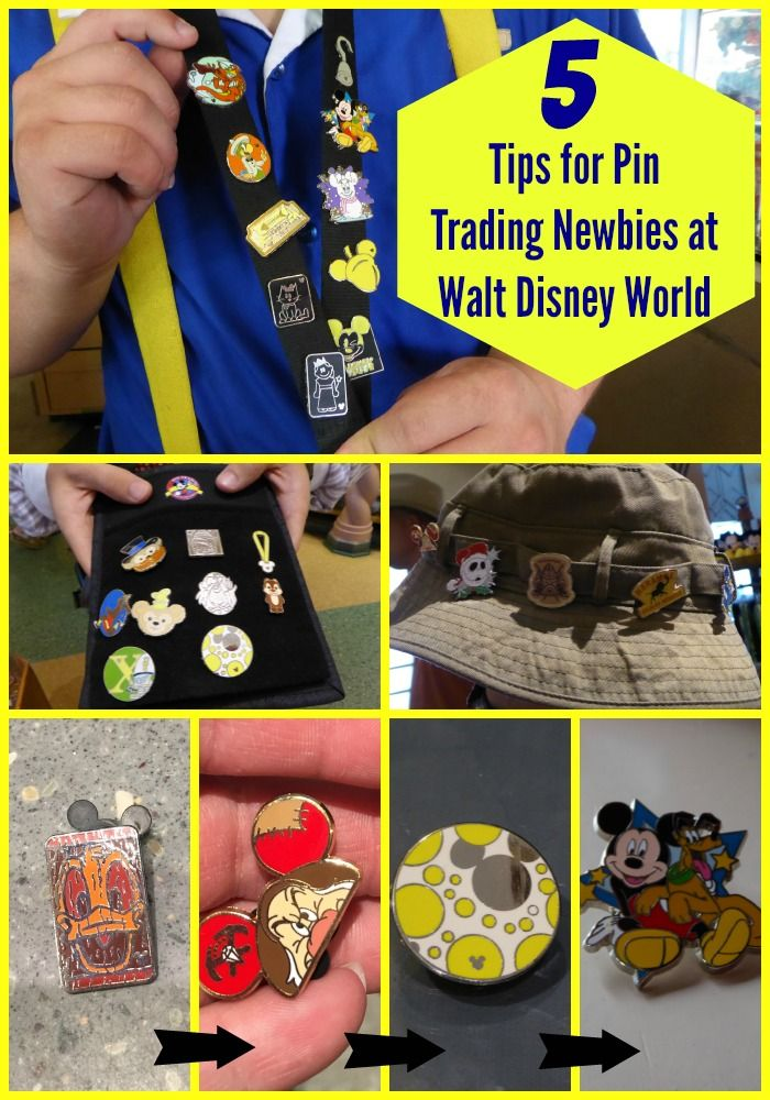 Pin trading is a fun way to collect easily-portable and affordable souvenirs, while creating experiences by meeting and chatting with Walt Disney World cast members as you trade. Disney cast members will trade approved pins with any guest but there are some pin-trading rules and etiquette that you should be familiar with before you start.