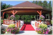Au Pied de la Colline : Salle de réception de mariage dans les Laurentides, Québec – traiteur mariage