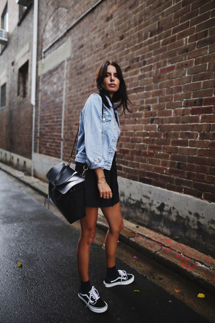 the 25 best black vans outfit ideas on pinterest  denim