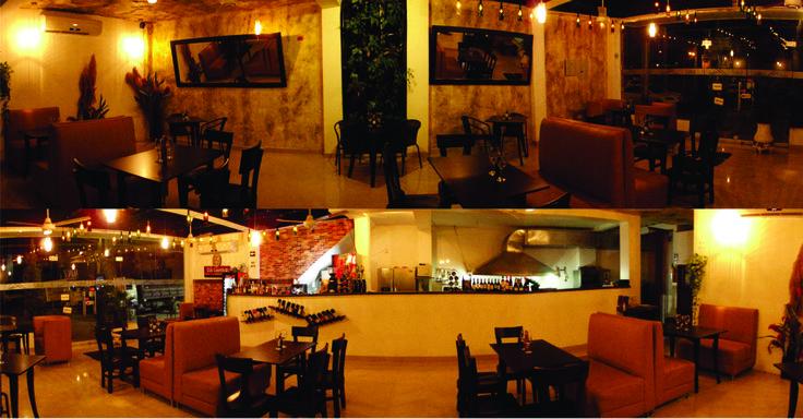Instalaciones en AMAUZ Restaurante