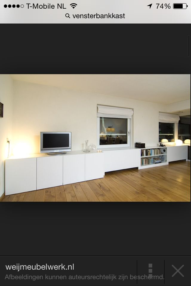 Dressoir/vensterbank