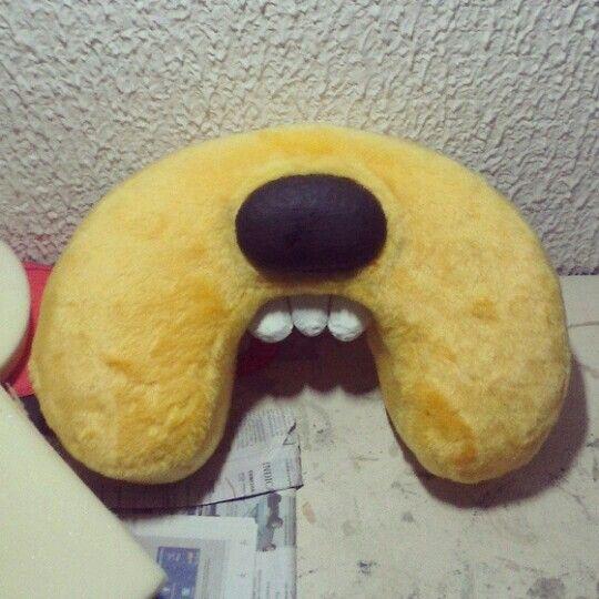 E la vem o #Jake também! ! #JakeTheDog #HoradaAventura #AdventureTime #mascot #Mascote #Fantasia #bonecovivo #personagemvivo #personagensvivo #bonecosvivo #festa #MDTeStudio #Mdt #Klenquen