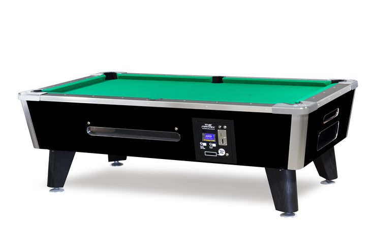 "Taking ""coin"" out of coin operated pool tables. Increase earnings with the Challenger 