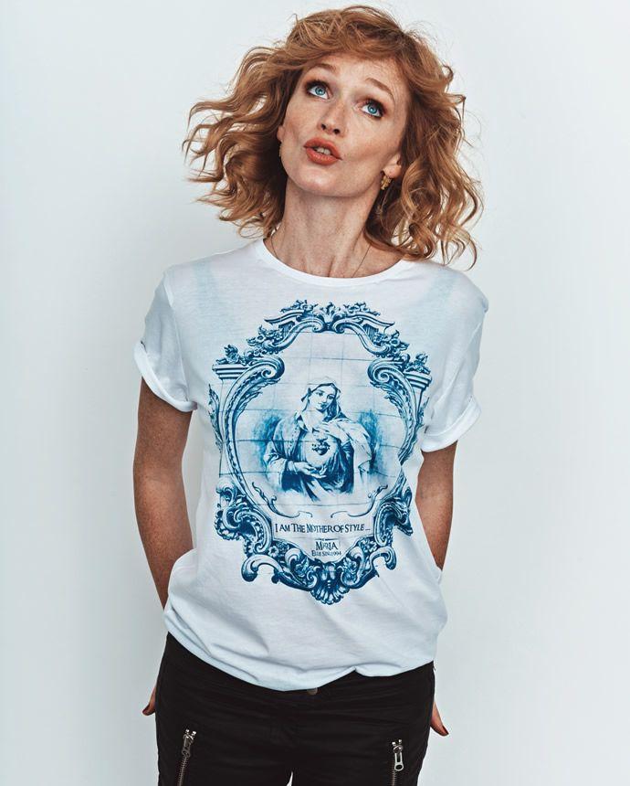 Elle trika : ELLE edice 2 I am the mother of style -by Aňa Geislerová