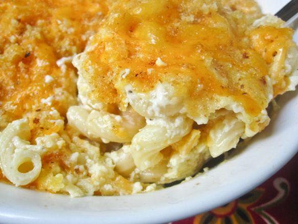 Southern Mac N' Cheese