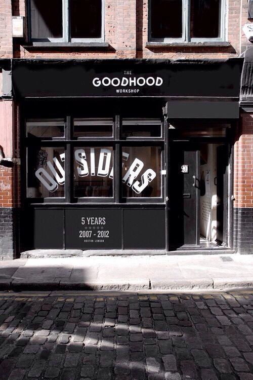 The Goodhood Life Store, London