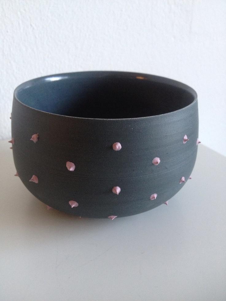 Bowl in porclain by nilssonbirgitte@gmail.com