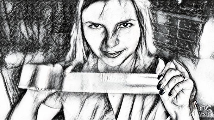 Martina kelle Portrait of