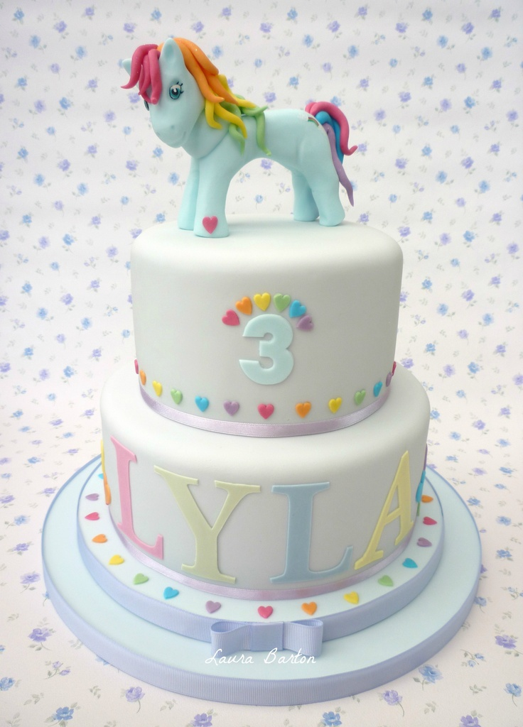 My Little Pony cake NO LINK