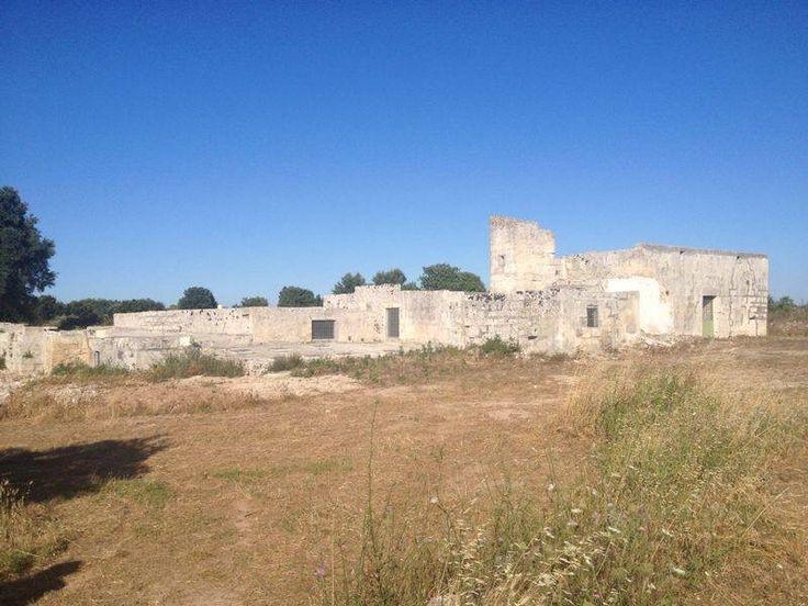 #ForSale - Masseria con frantoio ipogeo, #Lizzanello (Le).   Contact us http://www.modernapulianstyle.com/  #LiveYourDream Build your home in #Puglia