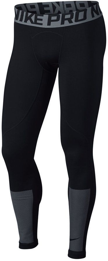 Nike Men's Pro Warm Compression Leggings