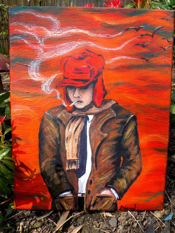 a focus on holden caulfield in the catcher in the rye When i first read the catcher in the rye, like the vast majority of my 11th grade peers, i hated holden caulfield apparently, hating holden caulfield is one of the markers of a millennial reader.