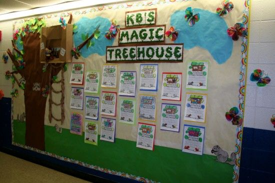 Welcome Classroom Decoration Ideas ~ Best images about magic tree house ideas on pinterest