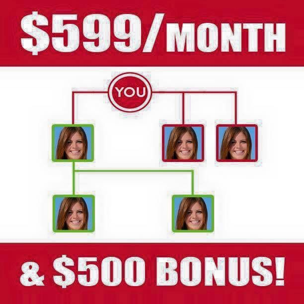 $599 in monthly commissions PLUS a $500 bonus up for grabs! Would that help you pay bills each month? I know it did for me. If working this crazy wrap business with me,sounds good to you, message me TODAY! We can talk and I'll help you get the bonus! 204-299-9824