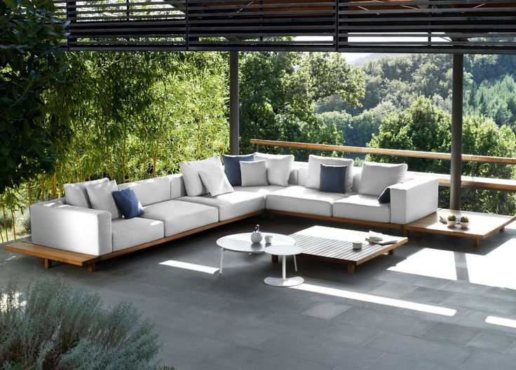the amazing vis a vis corner sofa from tribu at go modern the ultimate modern modern luxurywooden tablesoutdoor