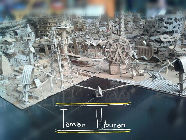 Taman Hiburan, City of Motion
