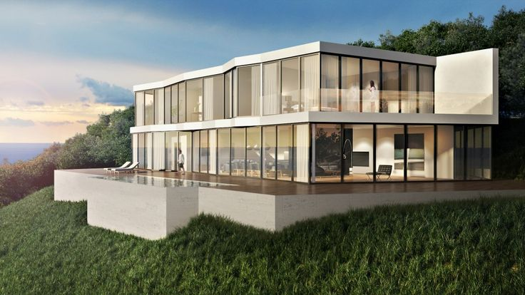 Modern House in Trieste - Marco Ferri Architect