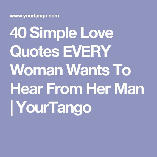 Best 25+ Simple Love Quotes Ideas On Pinterest