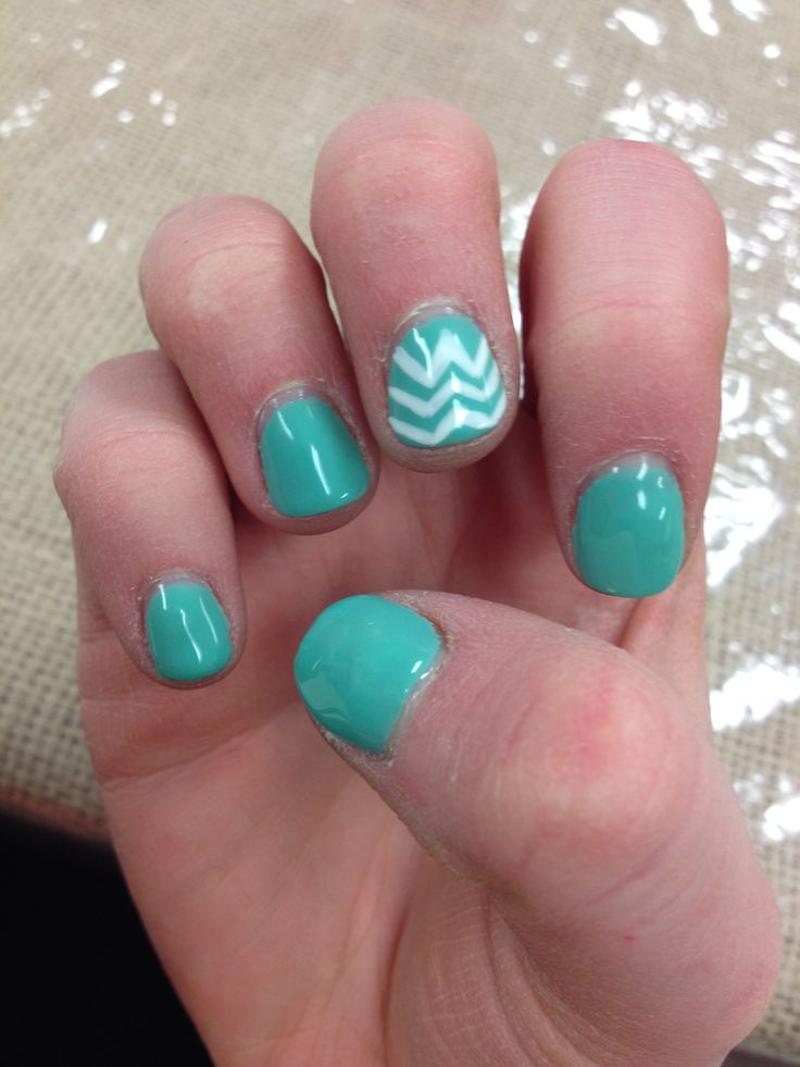Shelac Spring Nails 2014