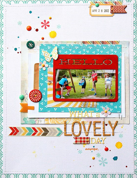 deb duty {photography + scrapbooking}: scrapbook layouts: more from neverland