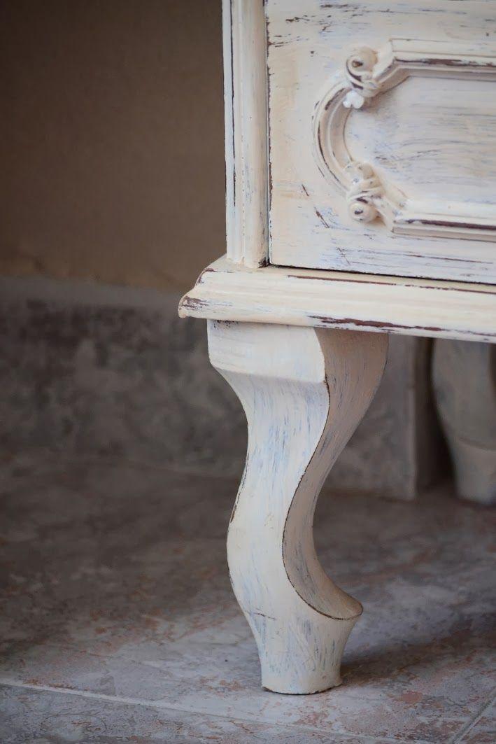 M s de 1000 ideas sobre muebles envejecidos en pinterest - Muebles envejecidos ...