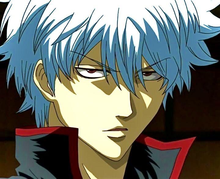 Epingle Par Salma Sur Gintama Gintama Dessin Anime