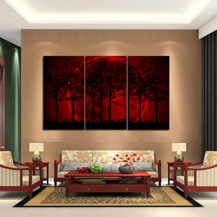 Red Planet With Trees https://walldecordeals.com/3-panel-red-planet-withtrees-modern-wall-art-home-decoration-frameless-print-painting-on-canvas-pictures-for-living-room-dector/