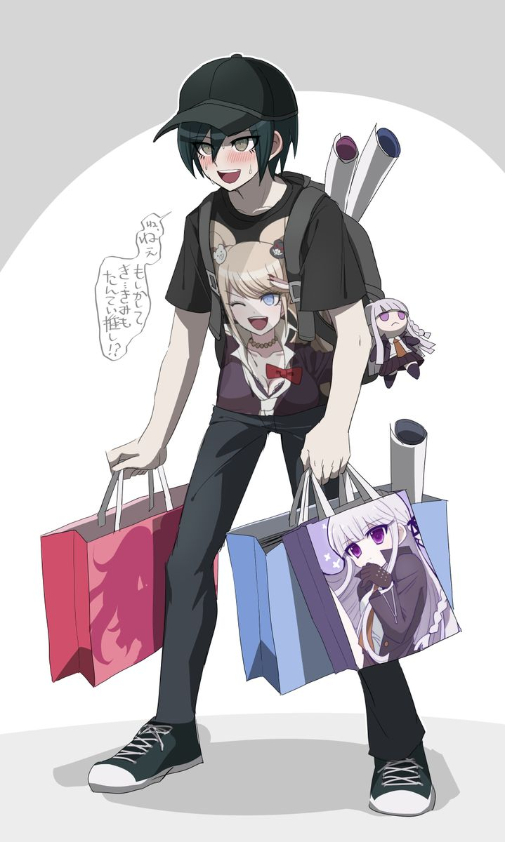 Danganronpa 3 Anime Characters : Saihara shuichi new danganronpa v killing harmony