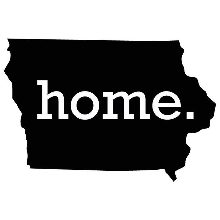 Homeland Tees Men S Iowa Home T Shirt Iowa Hawkeyes