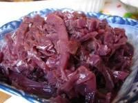 Blaukraut -(German Braised Red Cabbage)