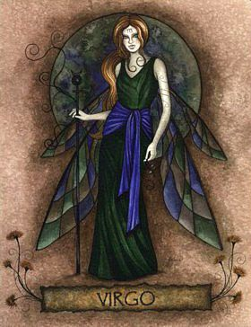 Virgo by Jessica Galbreth