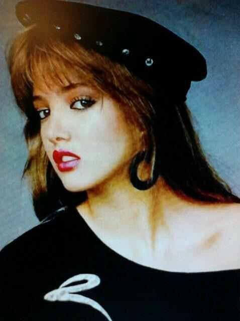 adela noriega 80's