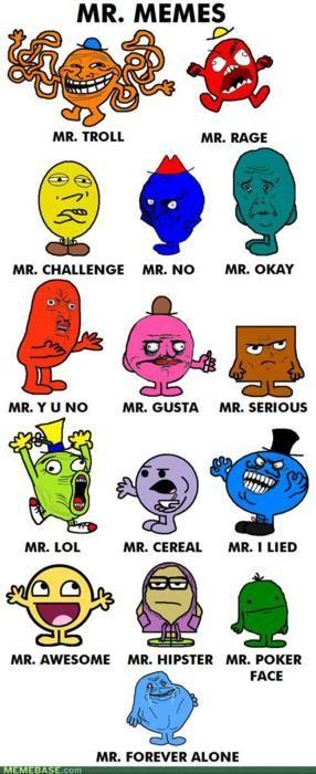 Mr. ... Mr!