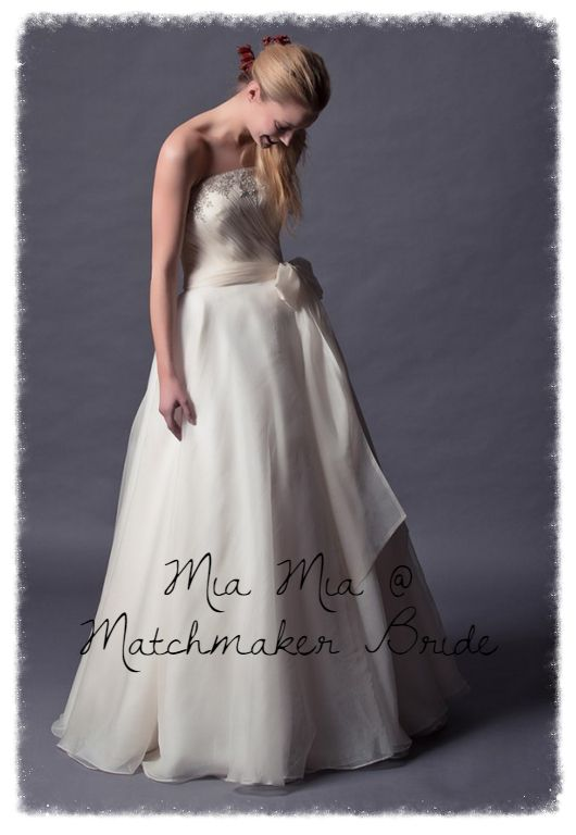 Lucille by Mia Mia @ Matchmaker Bride