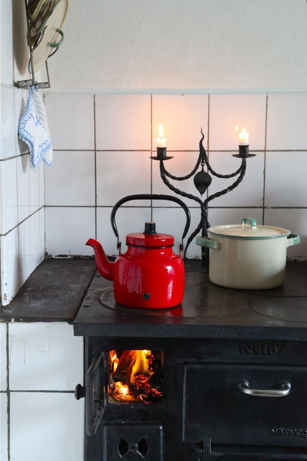 Ett hemtrevligt kök ‹ Kammebornia