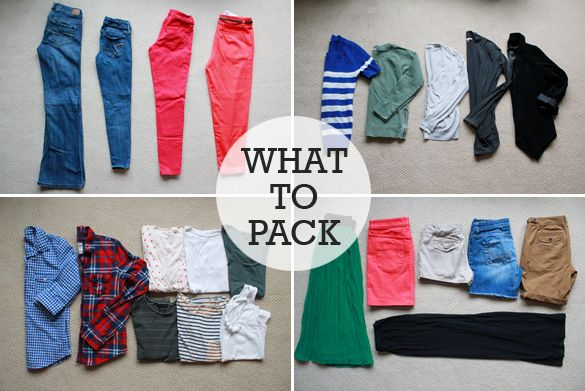how-to: packing a suitcase - essential items to bring and tips for airline travel