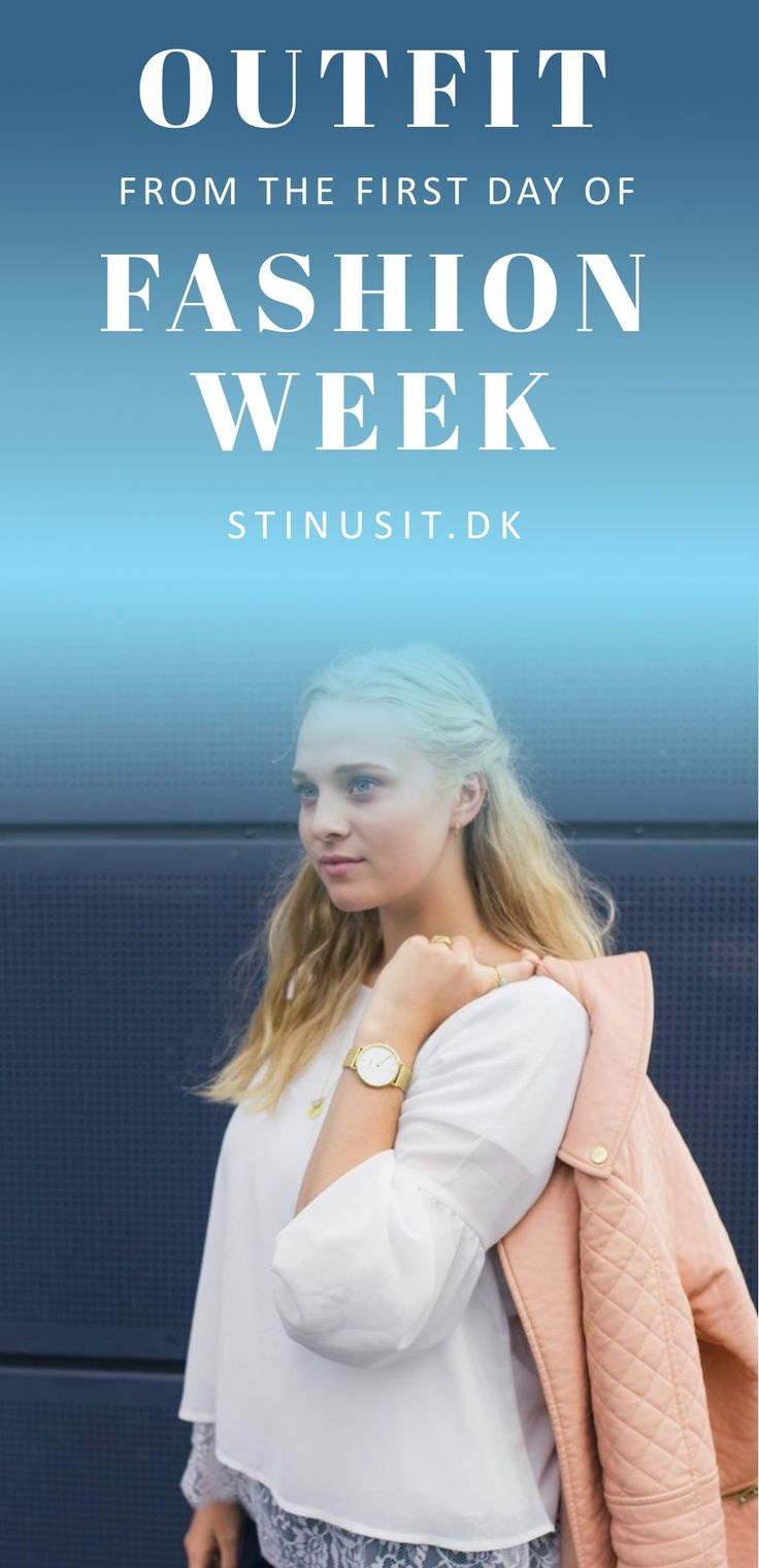 CPH Fashion Week SS17 Outfit worn by stinusit.dk - check out the whole outfit and sign up for the FREE style guide on how to style 5 of the most trendy items at the moment. - Stinus it
