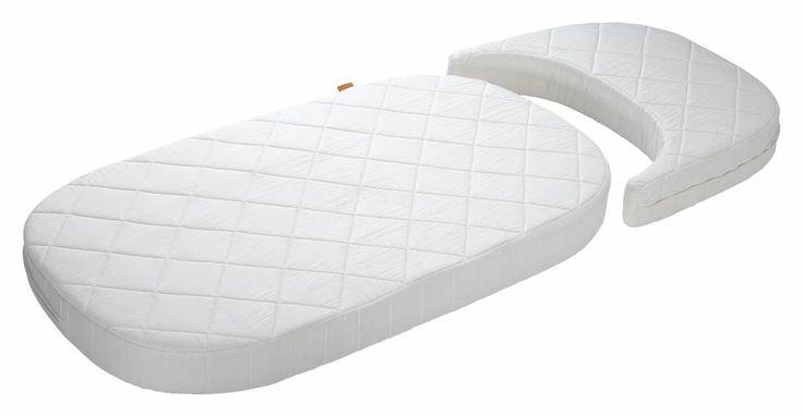 Taschenfederkernmatratze einschl. Juniorteil-Erweiterung für das Leanderbett. Die Matratze ist im Lieferumfang eines neuen Leanderbettes enthalten.