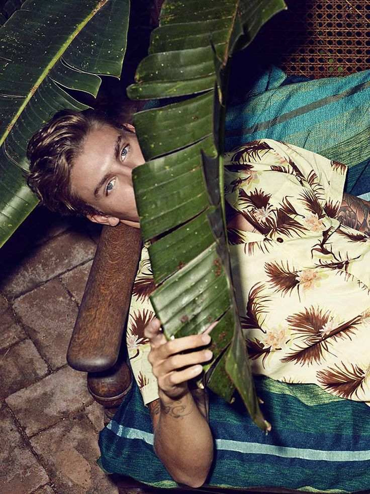 Scotch & Soda Spring Summer '15 Lookbook