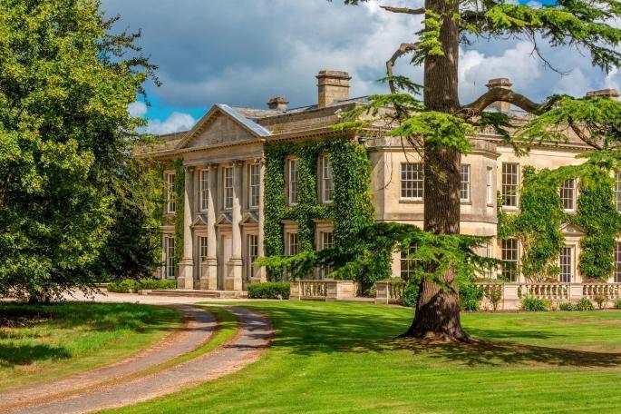 Trophy House In The Cotswolds En 2020 Exteriores Casa De Campo